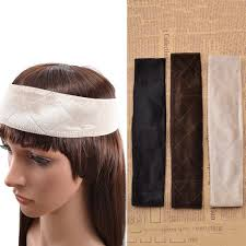wig grips for women that have hair qlychee hair jewelry 2016 new flexible velvet wig grip scarf head