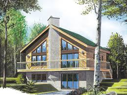 A Frame Plans Tumbler Ridge A Frame Home Plan 032d 0032 House Plans And More