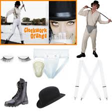 Clockwork Orange Costume Can You Figure Out Who The Older Celebrity Is Page 128 Of 586
