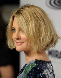 bob hairstyle ideas drew barrymore u0027s hair evolution today com