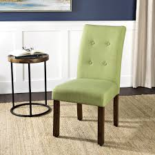 Tufted Dining Chair Homepop Kristin Tufted Dining Chair Set Of 2 Homepop