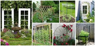 13 exceptional diy trellis ideas for you garden