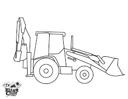 bulldozer mecanic shovel 61 transporte u2013 páginas para colorear