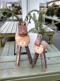 Outdoor Wooden Reindeer Christmas Decorations by 37 Best Corteza Images On Pinterest Christmas Ideas Christmas