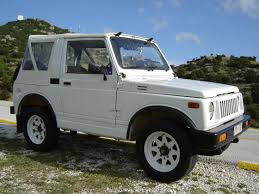 suzuki samurai rock crawler suzuki samurai generations technical specifications and fuel economy