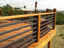 Railings And Banisters Ideas Metal Deck Railing Ideas See 100s Of Deck Railing Ideas Http