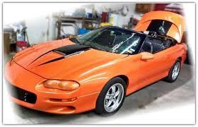 kembase sunset orange pearl base coat clear coat car paint kit