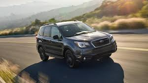 subaru forester touring interior 2018 subaru forester review u0026 ratings edmunds