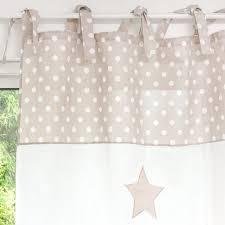 Cotton Tie Top Curtains by Pastel Whitebeige Cotton Tie Top Curtain X Cm Maisons White Beige