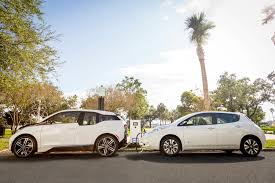 nissan leaf dc fast charge tesla joins 150 kw ccs forces chademo u0027s days are numbered in ev