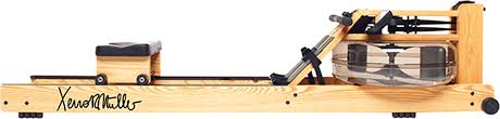 Signature by Waterrower Xeno Müller Signature Edition Rowing Machine