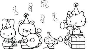 coloring pages for birthdays printables hello kitty birthday coloring page free printable hello kitty