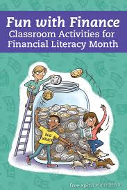 Conflict Resolution Worksheets For Kids Fun With Finance Classroom Activities For Financial Literacy