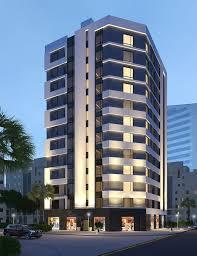 Story Modern Apartment Exterior Design  CAS - Apartment exterior design