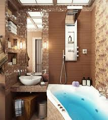 bathtub ideas for a small bathroom best 25 brown small bathrooms ideas on brown bathroom