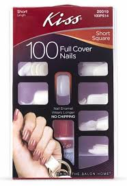 review tips u0026 tricks kiss full cover artificial nails the