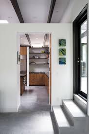 modern atrium house by klopf architecture 14 загородные дома