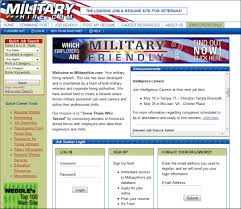 Post Resume Online For Employers by 6 Online Resources For Veterans Seeking Jobs