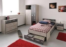 chambre ton gris chambre d ado fabric 1 ton gris sb meubles discount