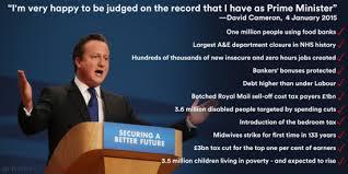 Cameron Meme - judge david cameron on his record mark s musings