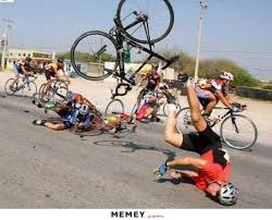 Funny Bike Memes - crash memes funny crash pictures memey com