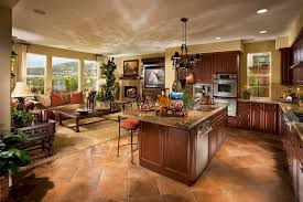 Decorating Open Floor Plan Makeovers And Decoration For Modern Homes Open Plan House