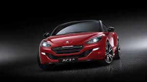 peugeot new sports car peugeot rcz r officially revealed autoevolution