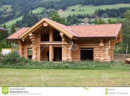 log house royalty free stock image image 16051936