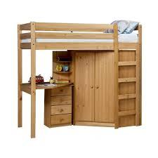 lit bureau armoire combiné lit haut avec armoire d angle anglio achat vente lit combine