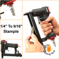 Electric Staple Gun For Upholstery Upholstery Stapler Ebay