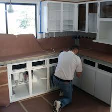 transform your kitchen triangle cabinet cures inc custom