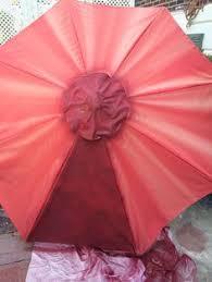 Paint Patio Umbrella Rustoleum Spray Paint Coral Patio Umbrella Diy Updated Faded