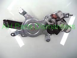 lexus marin parts 2007 acura mdx rear tailgate motor only ahparts com used honda