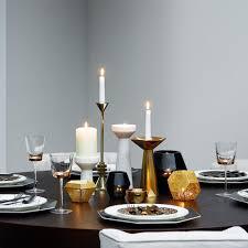 eichholtz okhto black candle holders set of 2 houseology