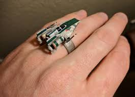 my wedding band discovered my wedding band is magnetic i now an a ring