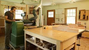 david fisher u0027s snug unplugged workshop finewoodworking