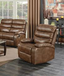 Motion Recliner Sofa by Motion Reclining Sofa 53990 In Coffee Pu By Acme