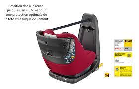 crash test siege auto bebe confort axiss siège auto axissfix pivotant 360 isofix groupe 1 de 4m à 4 ans
