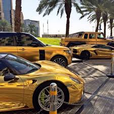 golden trucks saudi playboy bin abdullah and his fleet of golden cars has taken