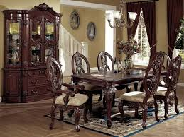 wood dining room sets formal dining table set up formal dining room sets with china