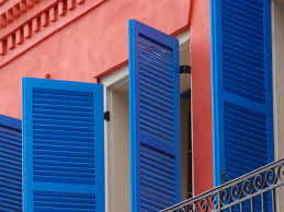 How To Spray Paint Designs How To Paint Metal Shutters Hgtv