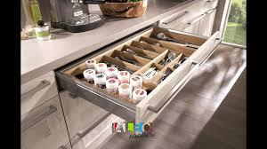 tiroir de cuisine aménagement interieur de tiroir et meuble cuisine