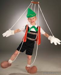 Deluxe Kids Halloween Costumes Child U0027s Pinocchio Puppet Costume Candy Apple Costumes Kids