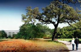 New Apple Headquarters 6 Ways The New Apple Headquarters Will Be Green Treehugger