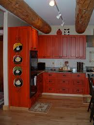 red kitchen cabinets design flooring vinyl floor tiles kitchen