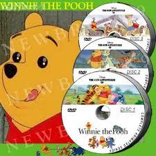 adventures winnie pooh complete series sale