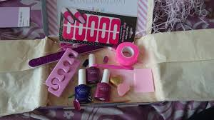 candy coat gel polish august subscription box unboxing u0026 review