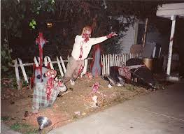 scary halloween yard pictureauto us