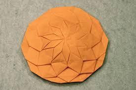 Origami Tessalation - new origami tessellations zing