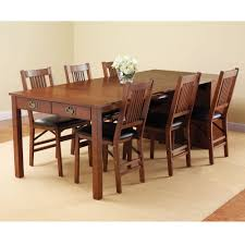 Jacobean Dining Room Set by Winsome 10 Seating Dining Table 82 10 Seater Dining Table Size Of